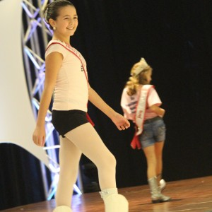 Annaliese Arena during State Pride rehearsal in her New York City Ballet tshirt! Your 2014 National American Miss New York Jr. Pre-Teen Queen!