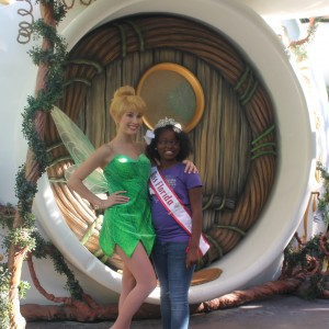 Tink and Miss Florida Jr Pre Teen