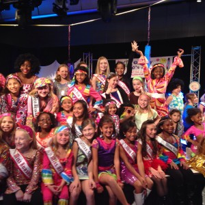 State Queens Jr. Pre-teen with Aliya Wise