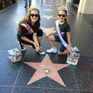 Team Ambition hits Hollywood!