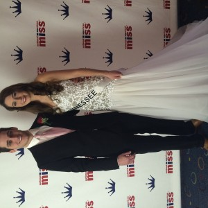 Big brothers are the BEST! Thank you Walker Petty for escorting Spencer Petty, 2014 Miss TN Teen during formalwear at NAM Nationals #NAMnationals14