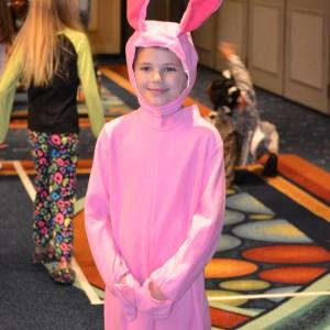 Emily bunny pjs