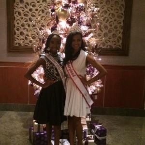 Imani J and Sydney H