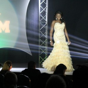 Courtlyn AA Teen National Delegate 2012