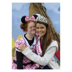 Elizabeth Graham Pistole, Miss Tennessee Jr. Teen for National American Miss, gives back to Gigi's Playhouse to volunteer with programs with children with Down Syndrome