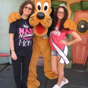Miss Long Island + Mom with Pluto!