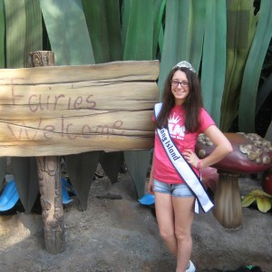 Miss Long Island at Pixie Hollow