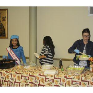 NAM Miss Michigan Jr. Pre-Teen, Selia Rendon, feeds the homeless through Selia's Warmth