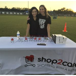 National American Miss Florida Finalist, Haley Asofsky, helped recruit members for Shop2Care.org, a non-profit organization that generates large donations through online shopping