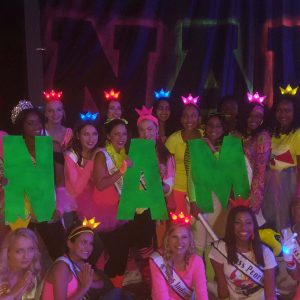 Jr. Teen's Neon NAM Party