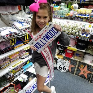 2016 MSNE Jr.Pre-Teen Nimsaily (Hollywood Walk Of Fame)