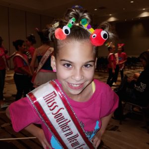 Miss Southern New England Jr.Pre-Teen Nimsaily (All Eyes On Me)