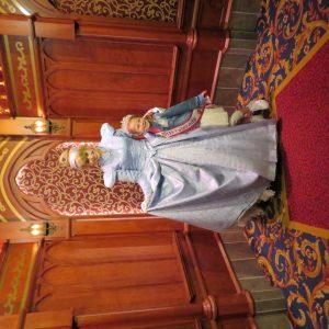 2 pretty princesses - Cinderella and 2016 Miss Colorado Princess Brooklyn Bissett