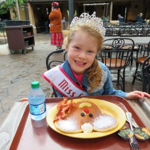 Disney Breakfast at Disneyland! (2016 MIss Colorado Princess, Brooklyn Bissett)