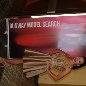 Sammie Young ready to rock the runway