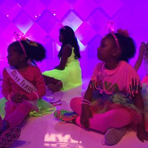 Princess Neon Party 2016