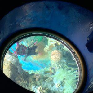 Cool Submarine ride