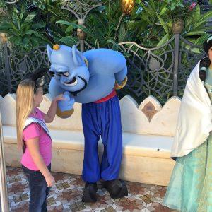 Ella and the Genie