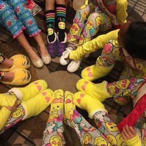 All American Jr. Pre Teen Feet