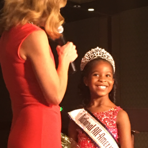 National AA Miss Princess Addison Wells