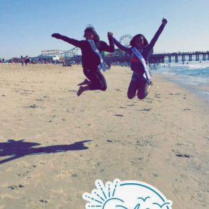 NAM girls take over Santa Monica