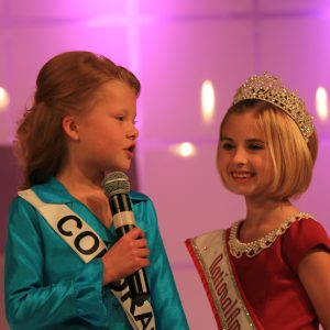 Personal Introductions at Nationals! 2016 Miss Colorado Princess Brooklyn Bissett