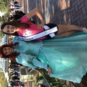 Anna at Disney