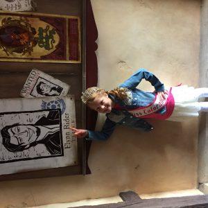 Fun at Disneyland! Miss Colorado Princess Brooklyn Bissett