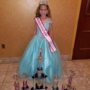 2016 Miss Southern New England Jr.Pre-Teen Nimsaily Kayanna Martinez