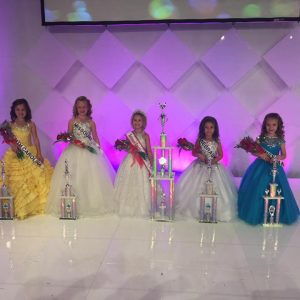 National American Miss Stage