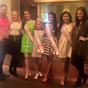 Florida Queen's and NAM Staff at the Florida Open Calls