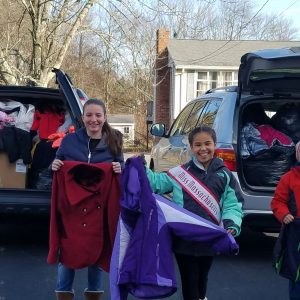 Craddles to Crayon Coat Drive 12/ 2016