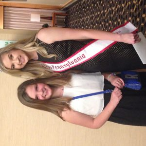 Meeting Miss Pennsylvania Jr. Teen