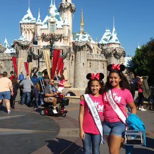 Miss Indiana Pre-Teen Cover Girl 2016 with National American Miss Pre-Teen Shayla Montgomery