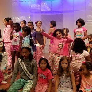 Jr. Pre-Teen Pajama Dance, 7/1/2017, McKenna & Friends