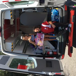 #CarsynCAN Carsyn collected across neighborhoods for a Hurricane Harvey toy drive.  She delivered over 200 toys to the Red Cross who delivered them to shelters around the Houston area.