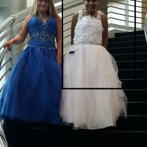 Pre-Teen Evening Gown Competition Evenly and ILIANA