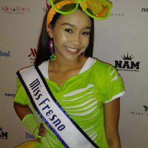 Morgan Elston - Jr Teen, Miss Fresno, CA - Neon Party - Nationals 2017