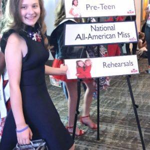 Alexa Serafin -Miss Passaic County Preteen