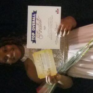 Louisiana NAM Pre-teen 1st Runner up 2018
